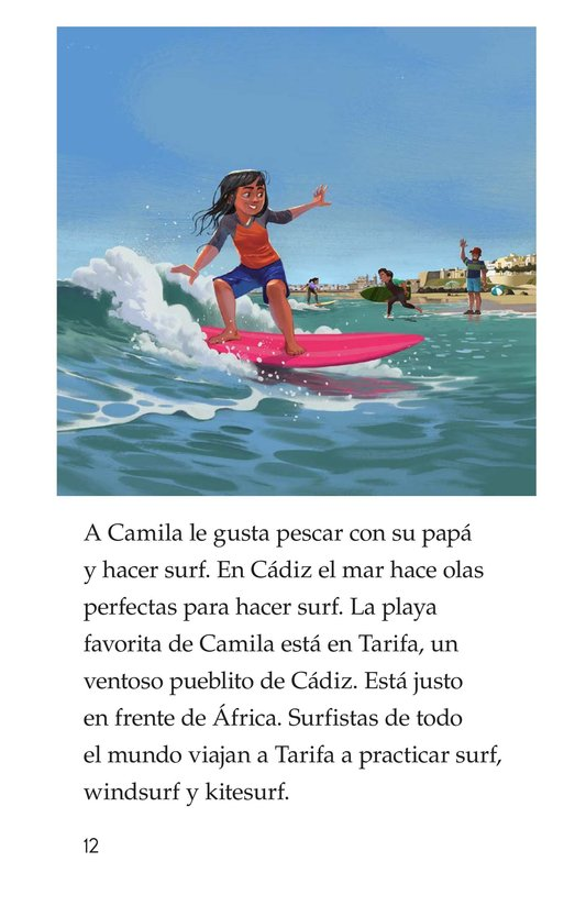 Book Preview For Vivimos en España Page 12