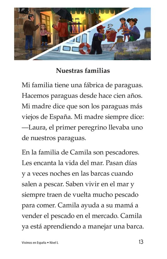 Book Preview For Vivimos en España Page 13