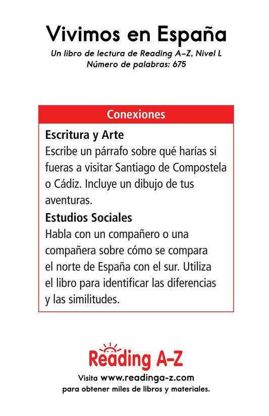 Book Preview For Vivimos en España Page 17
