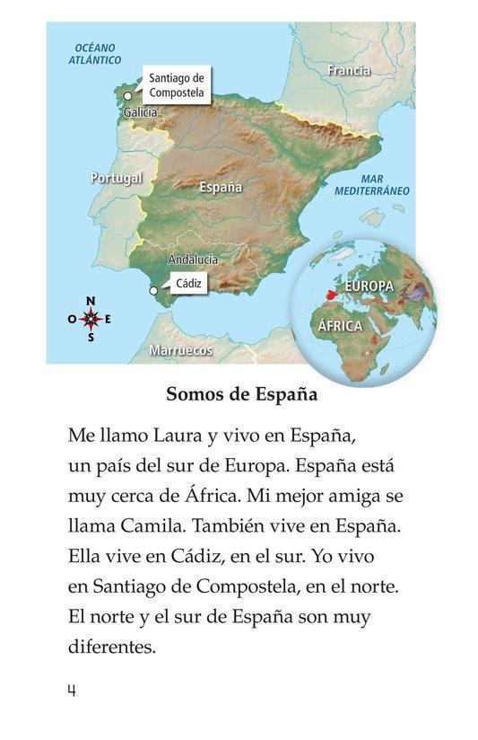 Book Preview For Vivimos en España Page 4
