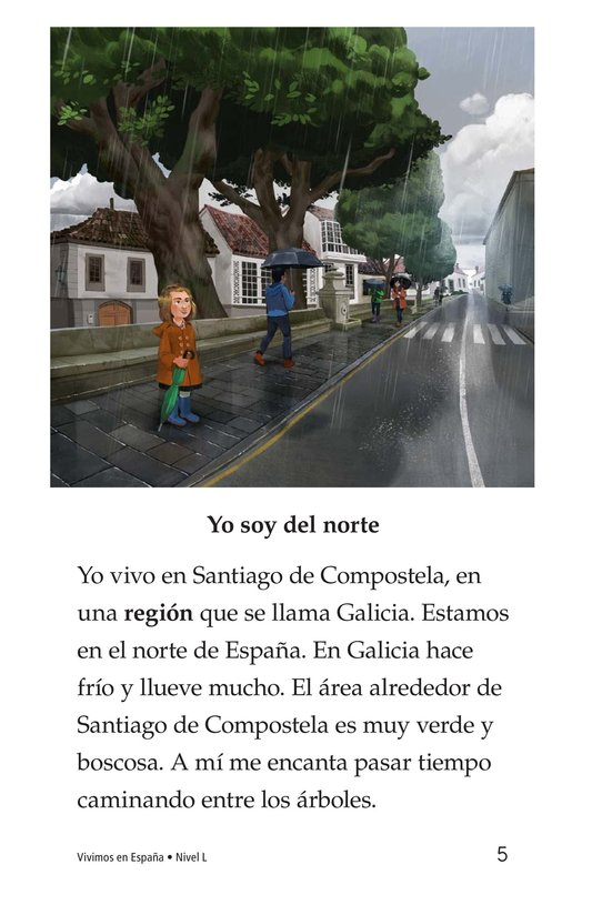 Book Preview For Vivimos en España Page 5