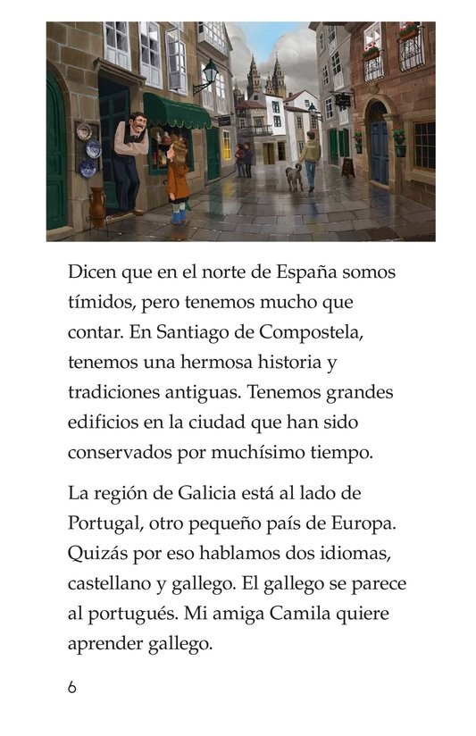 Book Preview For Vivimos en España Page 6