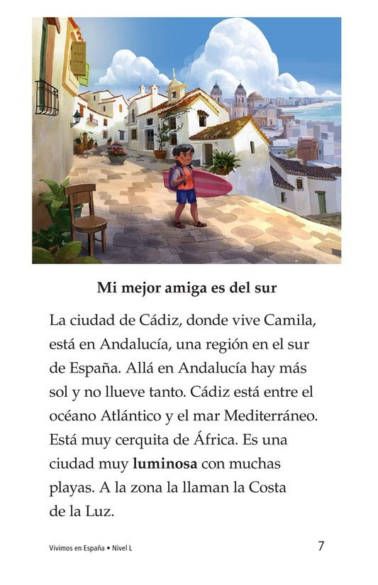 Book Preview For Vivimos en España Page 7