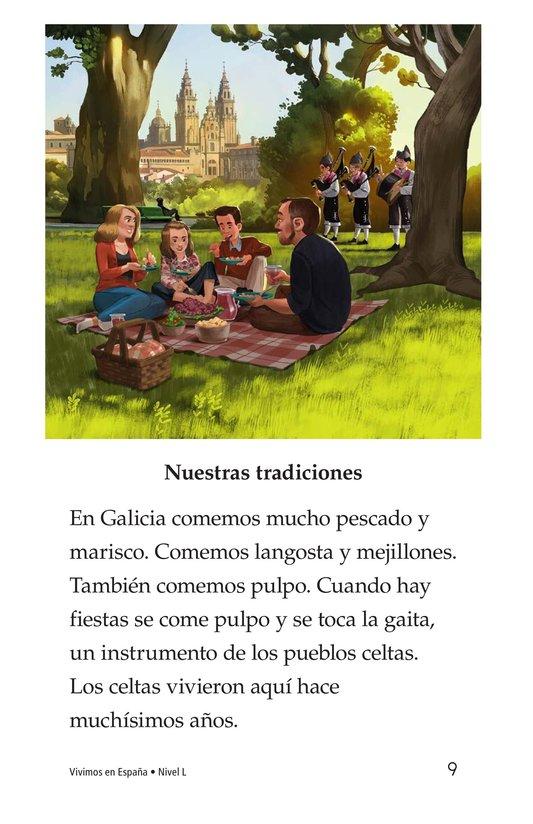 Book Preview For Vivimos en España Page 9