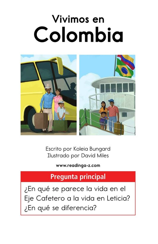 Book Preview For Vivimos en Colombia Page 1