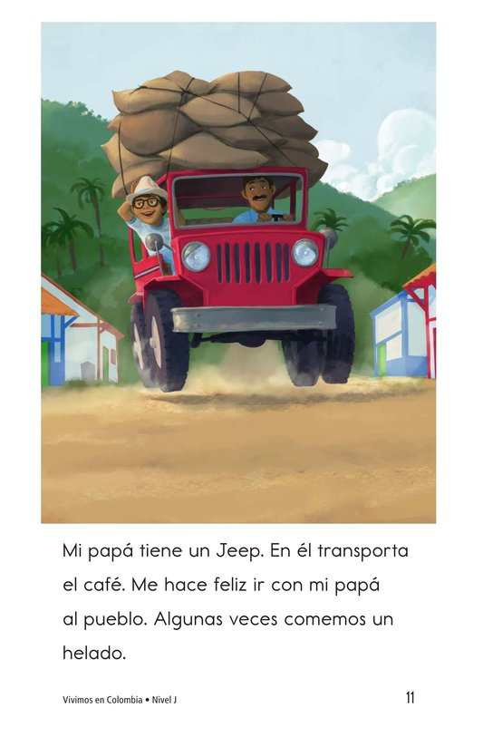 Book Preview For Vivimos en Colombia Page 11