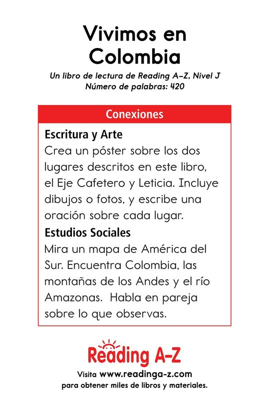 Book Preview For Vivimos en Colombia Page 17