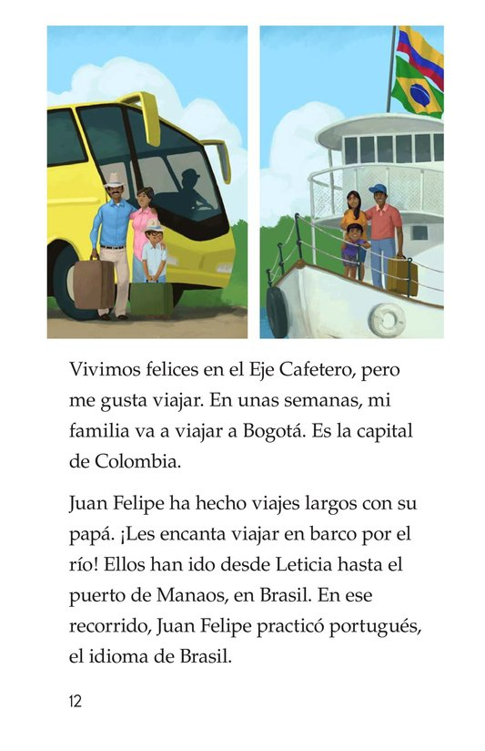 Book Preview For Vivimos en Colombia Page 12