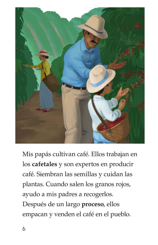 Book Preview For Vivimos en Colombia Page 6
