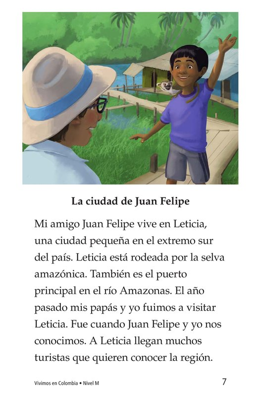 Book Preview For Vivimos en Colombia Page 7