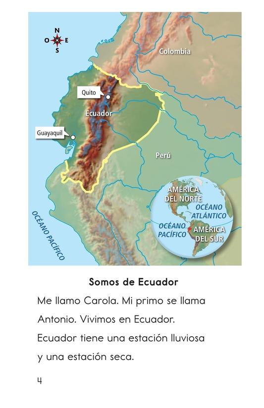 Book Preview For Vivimos en Ecuador Page 4