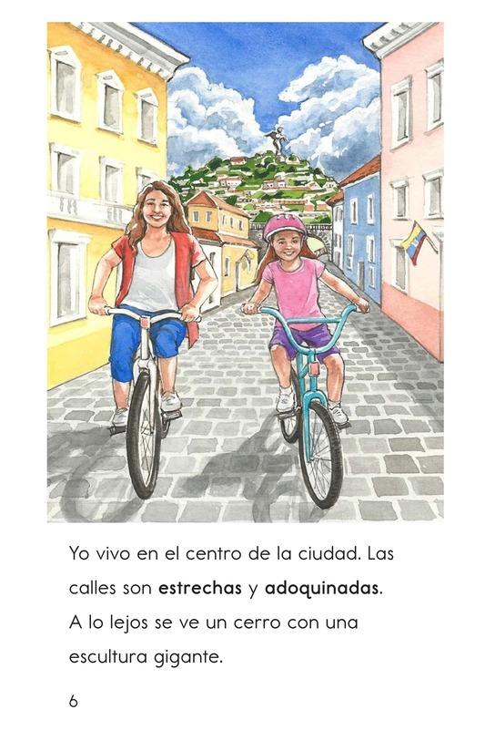 Book Preview For Vivimos en Ecuador Page 6
