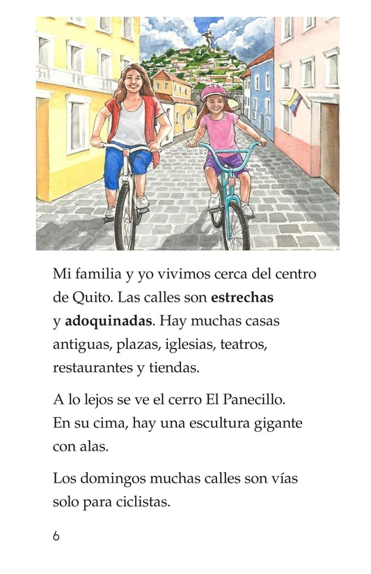 Book Preview For Vivimos en Ecuador Page 6