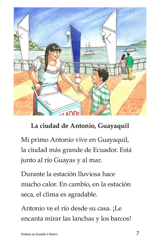 Book Preview For Vivimos en Ecuador Page 7