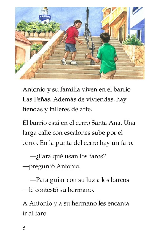 Book Preview For Vivimos en Ecuador Page 8