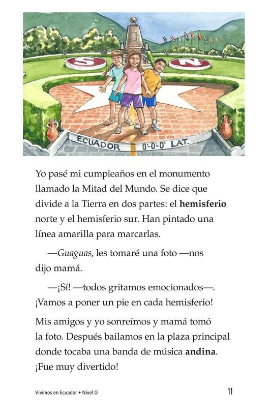 Book Preview For Vivimos en Ecuador Page 11