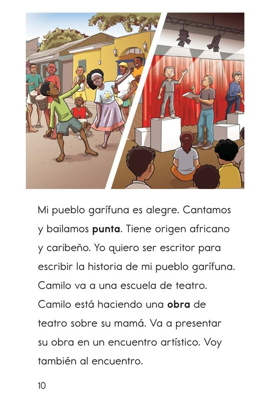 Book Preview For Vivimos en Honduras Page 10