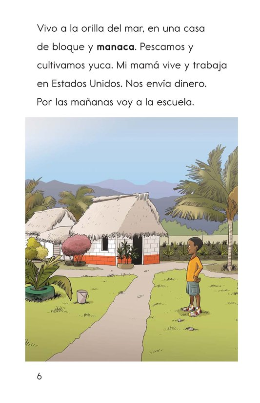 Book Preview For Vivimos en Honduras Page 6