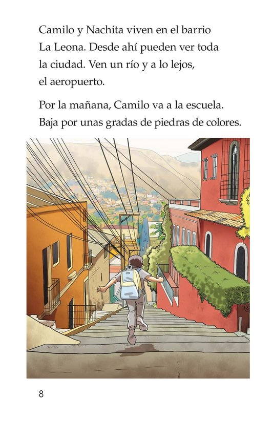 Book Preview For Vivimos en Honduras Page 8