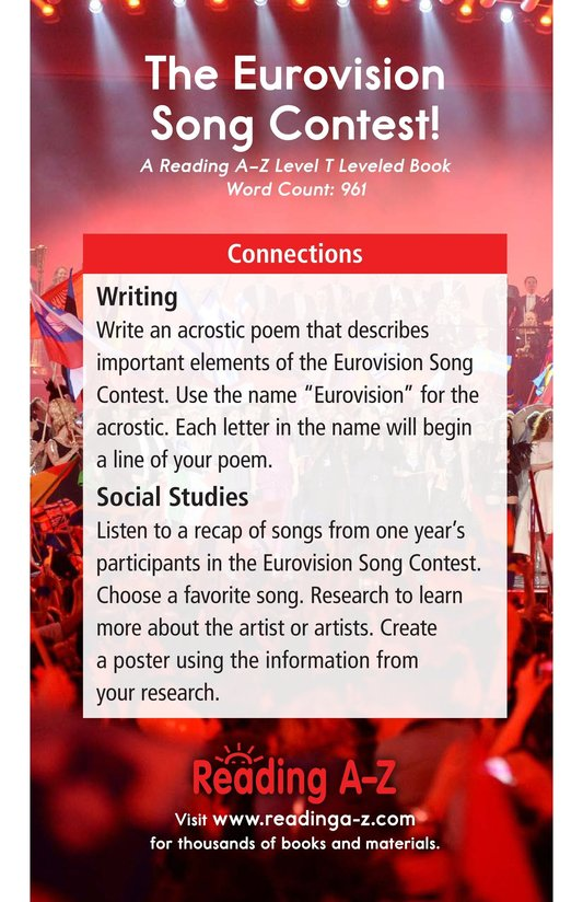 Book Preview For The Eurovision Song Contest! Page 17