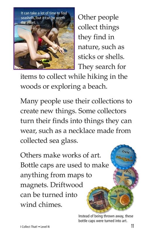 Book Preview For I Collect That! Page 11