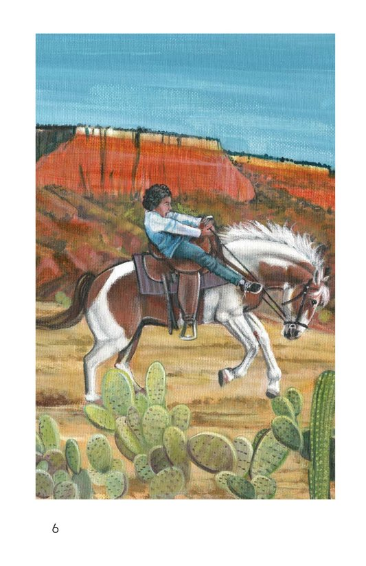 Book Preview For The Guest Ranch Page 6