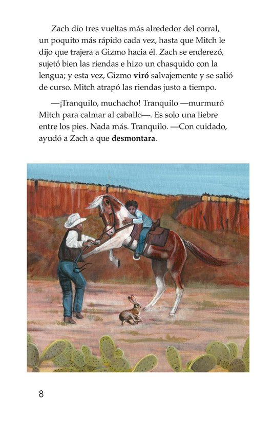Book Preview For The Guest Ranch Page 8