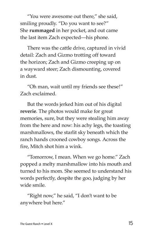 Book Preview For The Guest Ranch Page 15