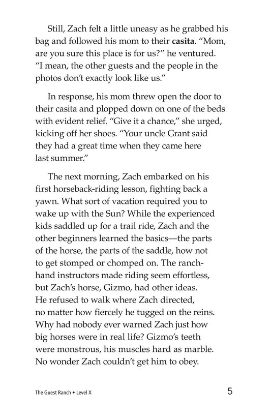 Book Preview For The Guest Ranch Page 5