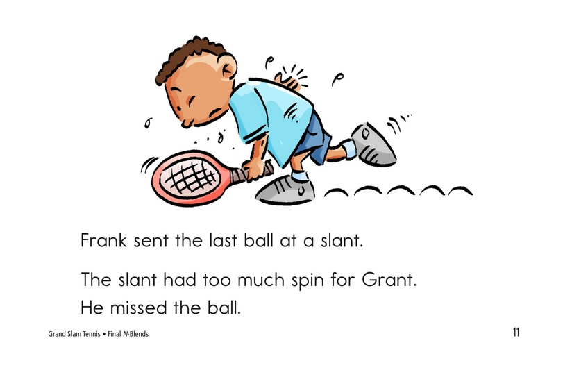 Book Preview For Grand Slam Tennis Page 11