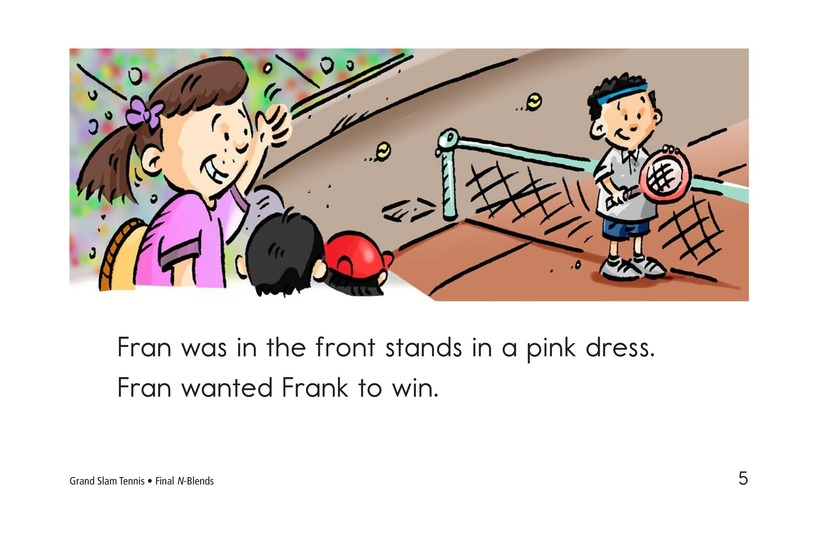 Book Preview For Grand Slam Tennis Page 5