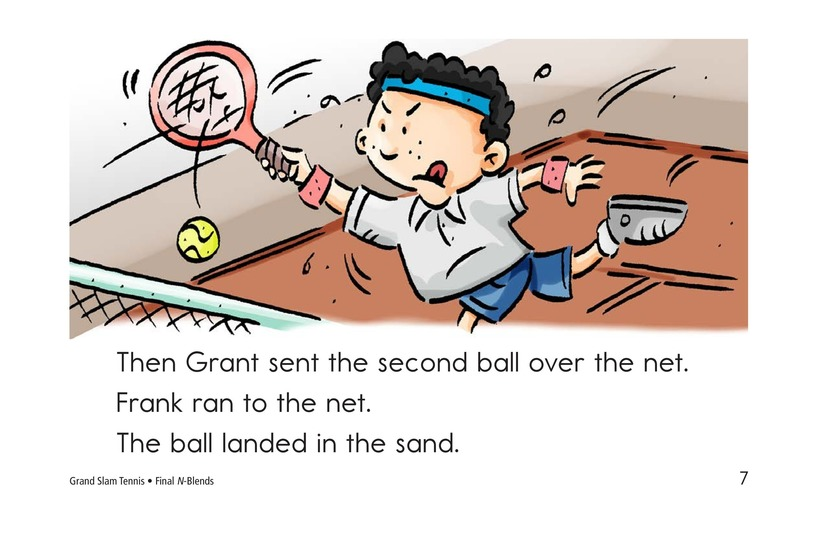 Book Preview For Grand Slam Tennis Page 7