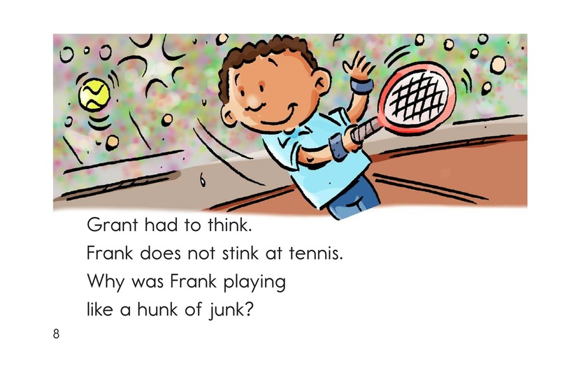 Book Preview For Grand Slam Tennis Page 8