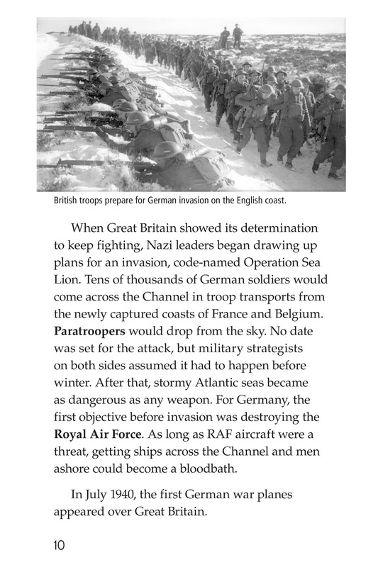 Book Preview For Battle Over Britain Page 10
