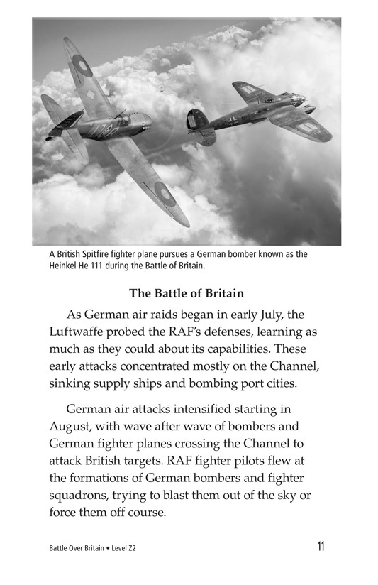 Book Preview For Battle Over Britain Page 11