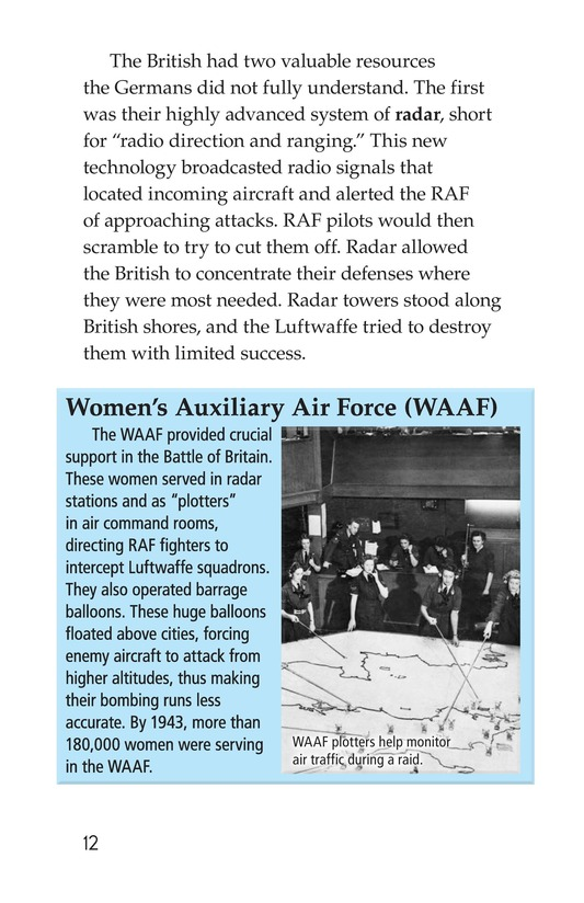 Book Preview For Battle Over Britain Page 12
