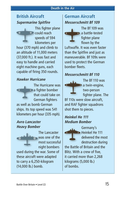 Book Preview For Battle Over Britain Page 15