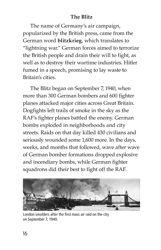 Book Preview For Battle Over Britain Page 16