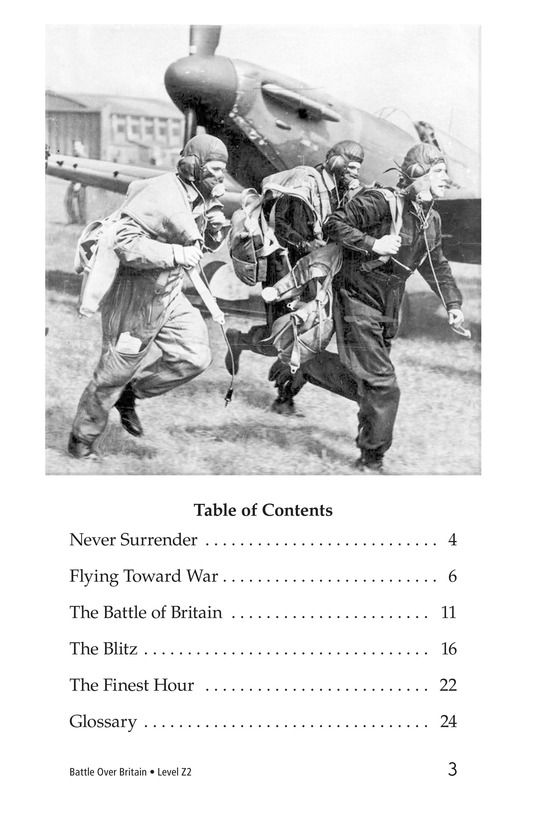 Book Preview For Battle Over Britain Page 3