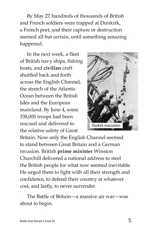 Book Preview For Battle Over Britain Page 5