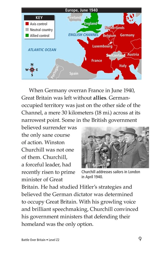 Book Preview For Battle Over Britain Page 9