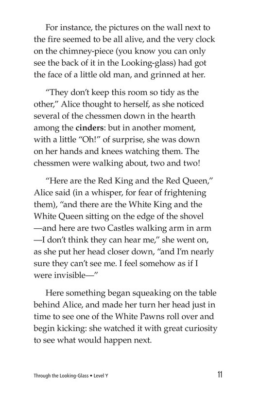 Book Preview For Through the Looking Glass (Part 1) Page 11