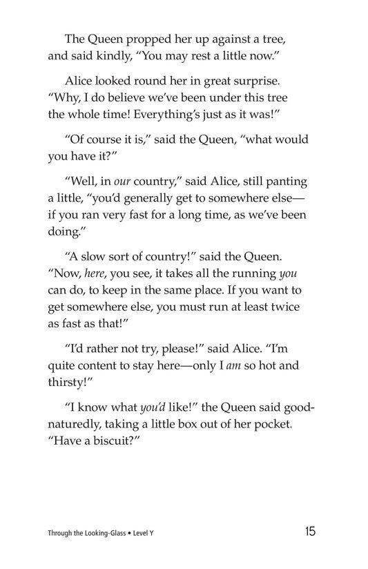 Book Preview For Through the Looking Glass (Part 2) Page 15