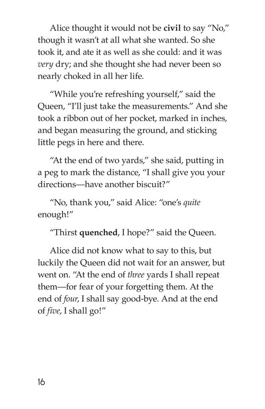 Book Preview For Through the Looking Glass (Part 2) Page 16