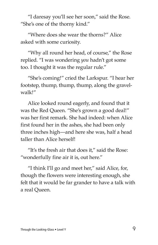 Book Preview For Through the Looking Glass (Part 2) Page 9