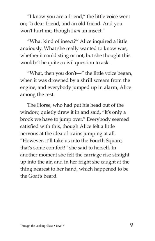 Book Preview For Through the Looking Glass (Part 3) Page 9