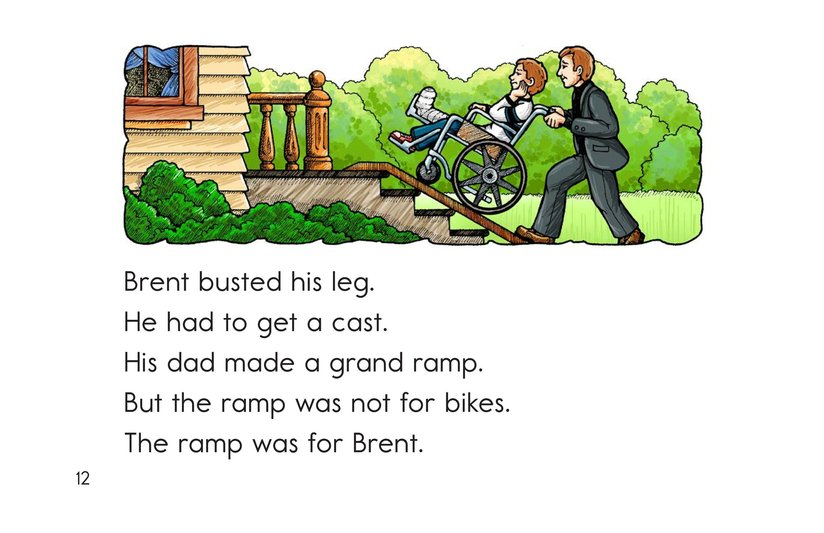 Book Preview For Lost in the Dump Page 12