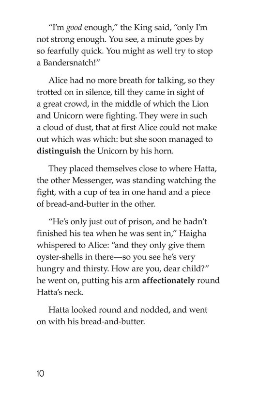 Book Preview For Through the Looking Glass (Part 7) Page 10