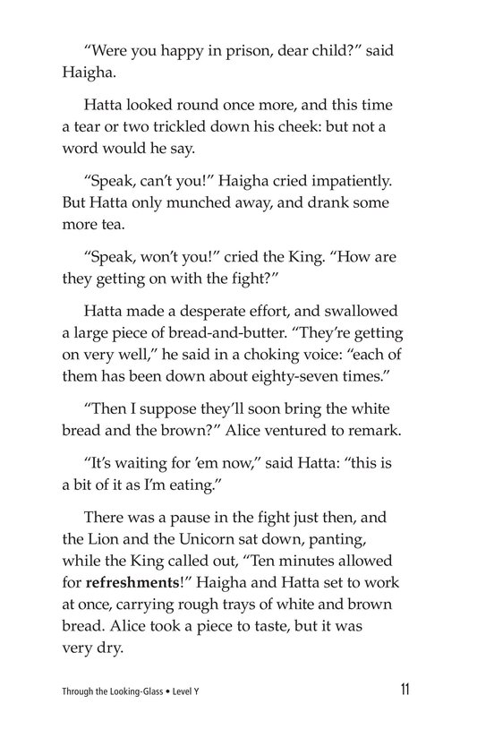 Book Preview For Through the Looking Glass (Part 7) Page 11