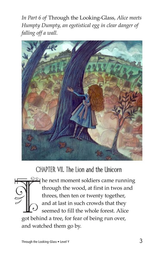 Book Preview For Through the Looking Glass (Part 7) Page 3